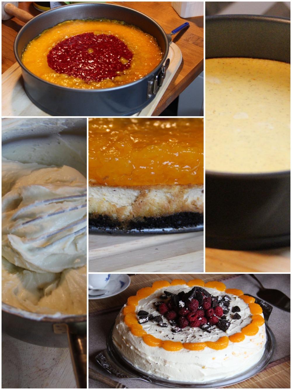 high protein Kuchen mit Früchten Rezept